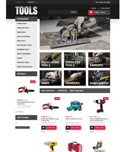 PrestaShop e-shop šablona na téma Nejpopulárnější č. 49140