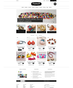 PrestaShop e-shop šablona na téma Šperky č. 49165