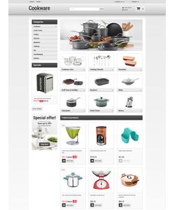 PrestaShop e-shop šablona na téma Interiér a nábytek č. 49456