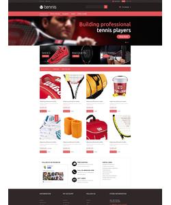 PrestaShop e-shop šablona na téma Sport č. 49457