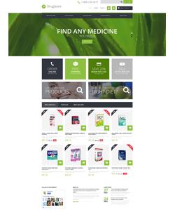 PrestaShop e-shop šablona na téma Lékařské č. 49469