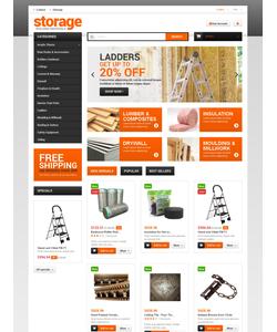 PrestaShop e-shop šablona na téma Interiér a nábytek č. 49514