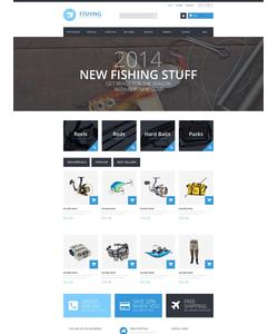 PrestaShop e-shop šablona na téma Sport č. 50905