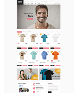PrestaShop e-shop šablona na téma Móda č. 51040