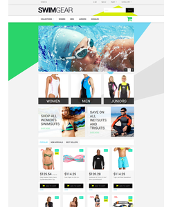 PrestaShop e-shop šablona na téma Móda č. 51058