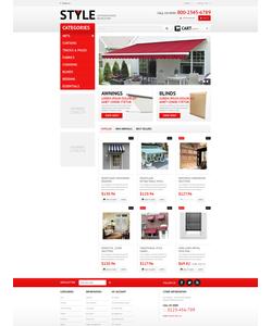 PrestaShop e-shop šablona na téma Interiér a nábytek č. 51275