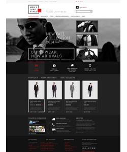PrestaShop e-shop šablona na téma Móda č. 51344