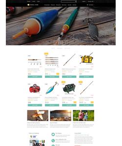 PrestaShop e-shop šablona na téma Sport č. 51766