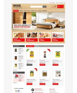 PrestaShop e-shop šablona na téma Interiér a nábytek č. 51777