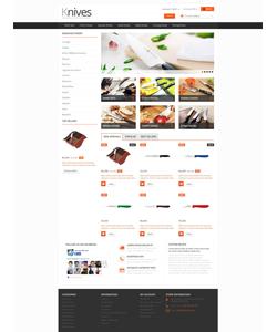 PrestaShop e-shop šablona na téma Interiér a nábytek č. 52018