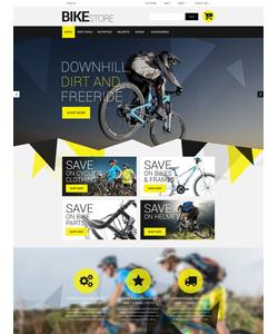 PrestaShop e-shop šablona na téma Sport č. 52283