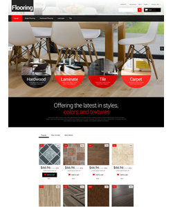 PrestaShop e-shop šablona na téma Interiér a nábytek č. 52454