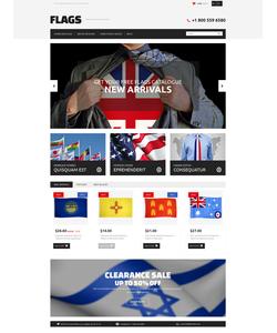 PrestaShop e-shop šablona na téma Politika č. 52660