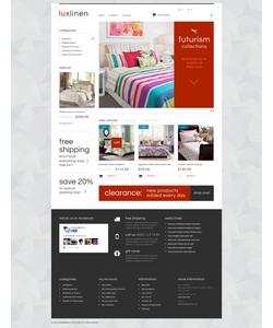 PrestaShop e-shop šablona na téma Interiér a nábytek č. 52729