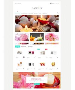 PrestaShop e-shop šablona na téma Dárky č. 52957