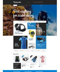 PrestaShop e-shop šablona na téma Sport č. 53209
