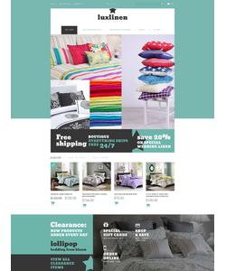 PrestaShop e-shop šablona na téma Interiér a nábytek č. 53292