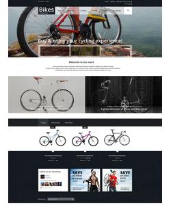 PrestaShop e-shop šablona na téma Sport č. 53311