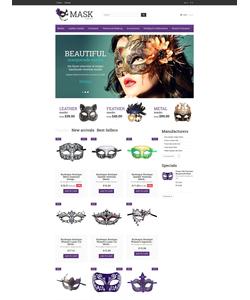 PrestaShop e-shop šablona na téma Dovolená č. 53319