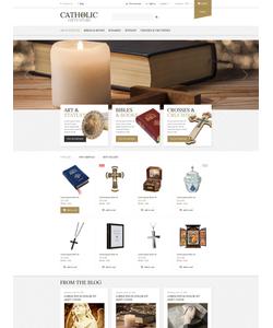 PrestaShop e-shop šablona na téma Náboženství č. 53320
