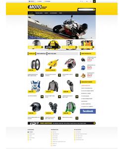PrestaShop e-shop šablona na téma Auta č. 53401