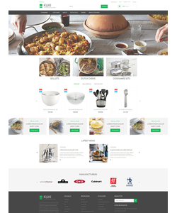 PrestaShop e-shop šablona na téma Interiér a nábytek č. 53429