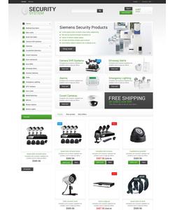 PrestaShop e-shop šablona na téma Bezpečnost č. 53441