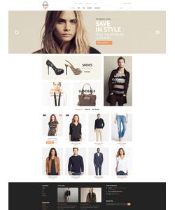 PrestaShop e-shop šablona na téma Móda č. 53483
