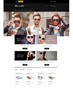 PrestaShop e-shop šablona na téma Móda č. 53663