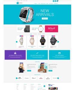 PrestaShop e-shop šablona na téma Móda č. 53668