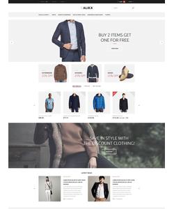 PrestaShop e-shop šablona na téma Móda č. 53669