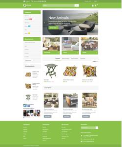 PrestaShop e-shop šablona na téma Interiér a nábytek č. 53694