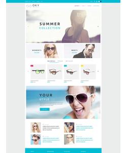 PrestaShop e-shop šablona na téma Móda č. 53803