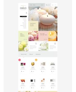 PrestaShop e-shop šablona na téma Nejpopulárnější č. 53808