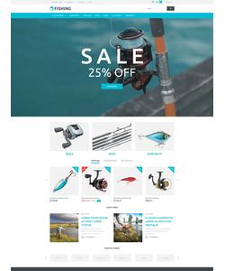 PrestaShop e-shop šablona na téma Sport č. 53815