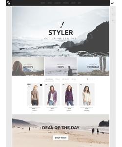 PrestaShop e-shop šablona na téma Móda č. 53967