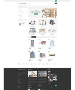 PrestaShop e-shop šablona na téma Podnikání č. 54687