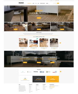 PrestaShop e-shop šablona na téma Interiér a nábytek č. 54806