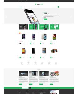 PrestaShop e-shop šablona na téma Elektronika č. 54835