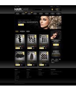 PrestaShop e-shop šablona na téma Krása č. 54853