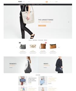 PrestaShop e-shop šablona na téma Móda č. 54946
