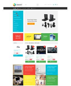 PrestaShop e-shop šablona na téma Elektronika č. 54960
