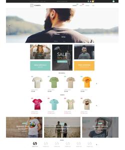PrestaShop e-shop šablona na téma Móda č. 55085