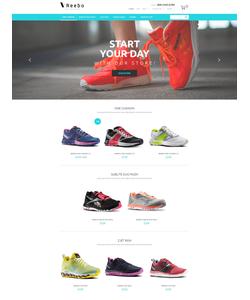 PrestaShop e-shop šablona na téma Móda č. 55086