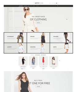 PrestaShop e-shop šablona na téma Móda č. 55212