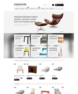 PrestaShop e-shop šablona na téma Interiér a nábytek č. 55268