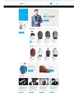 PrestaShop e-shop šablona na téma Móda č. 55281