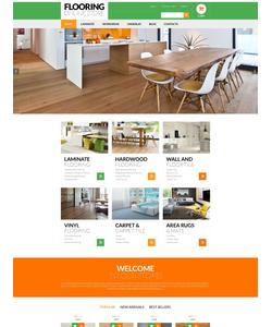 PrestaShop e-shop šablona na téma Interiér a nábytek č. 55465