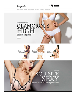 PrestaShop e-shop šablona na téma Móda č. 55678