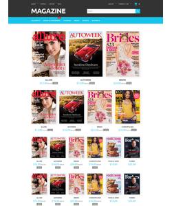 PrestaShop e-shop šablona na téma Média č. 55692